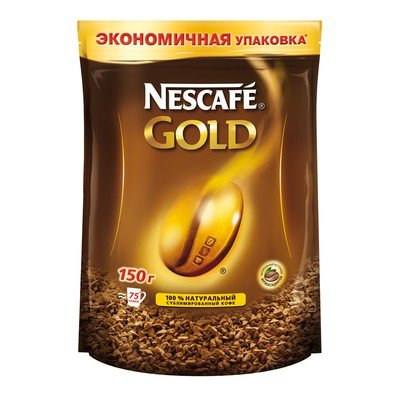 Кофе Nescafe GOLD 150 г